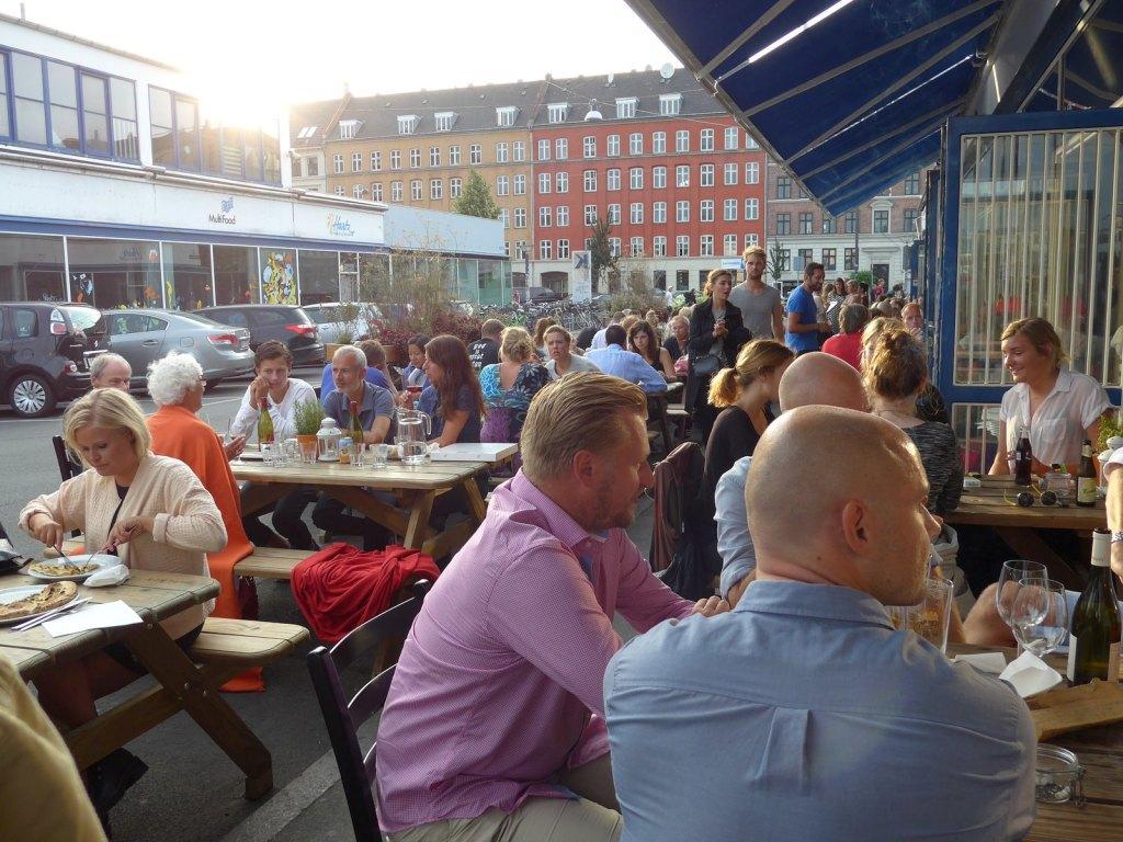 The Meatpacking District Copenhagen