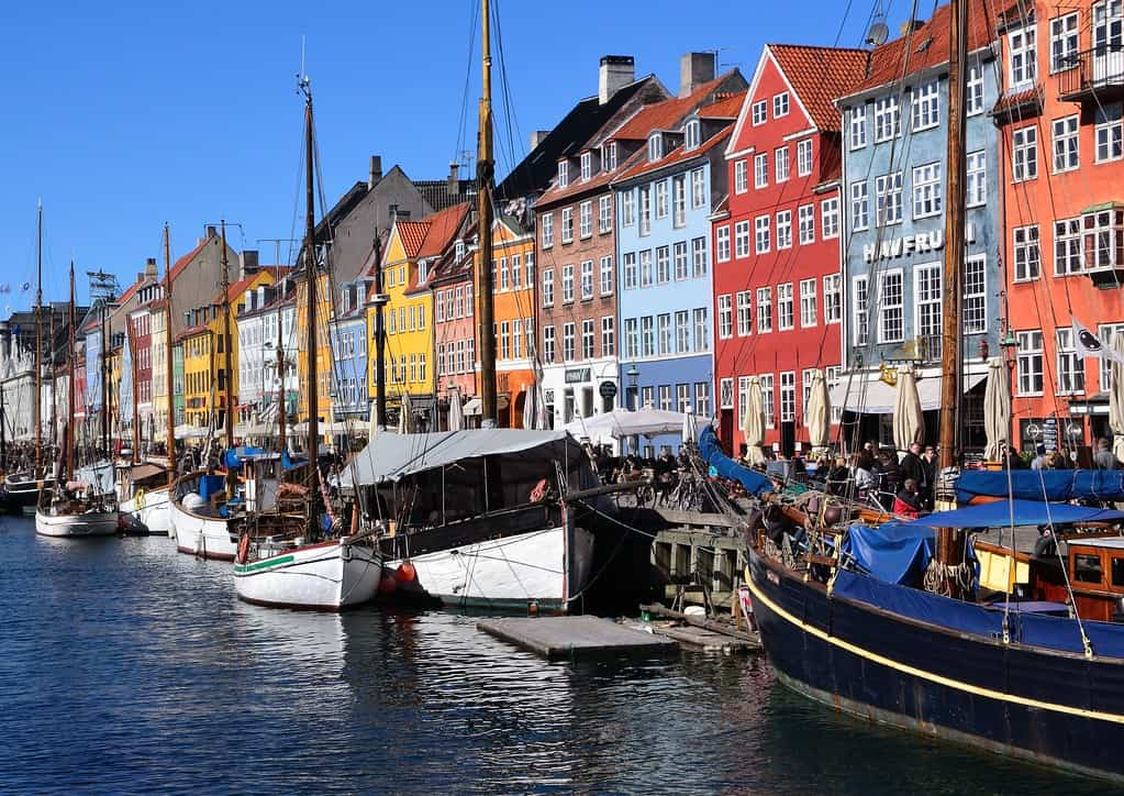 Free Walking Tour Copenhagen City