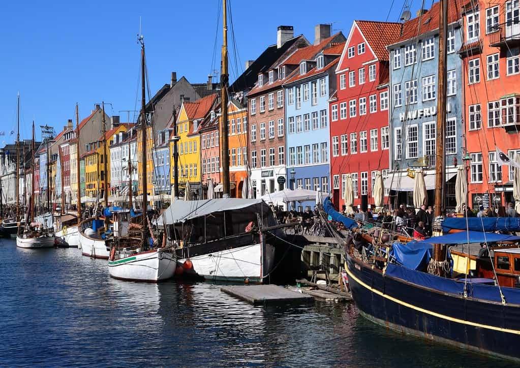 Free Walking Tour Copenhagen City