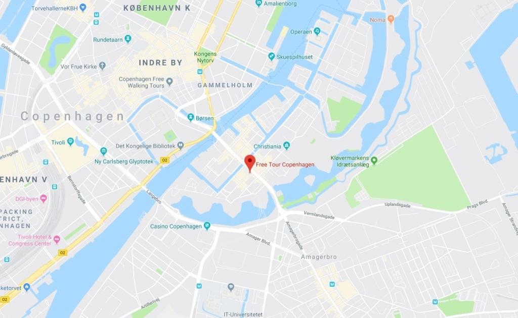 Torvegade 48, 1400 København, Denmark
